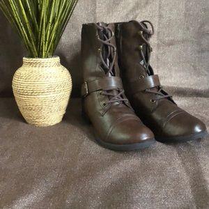 American Rag Combat Boots